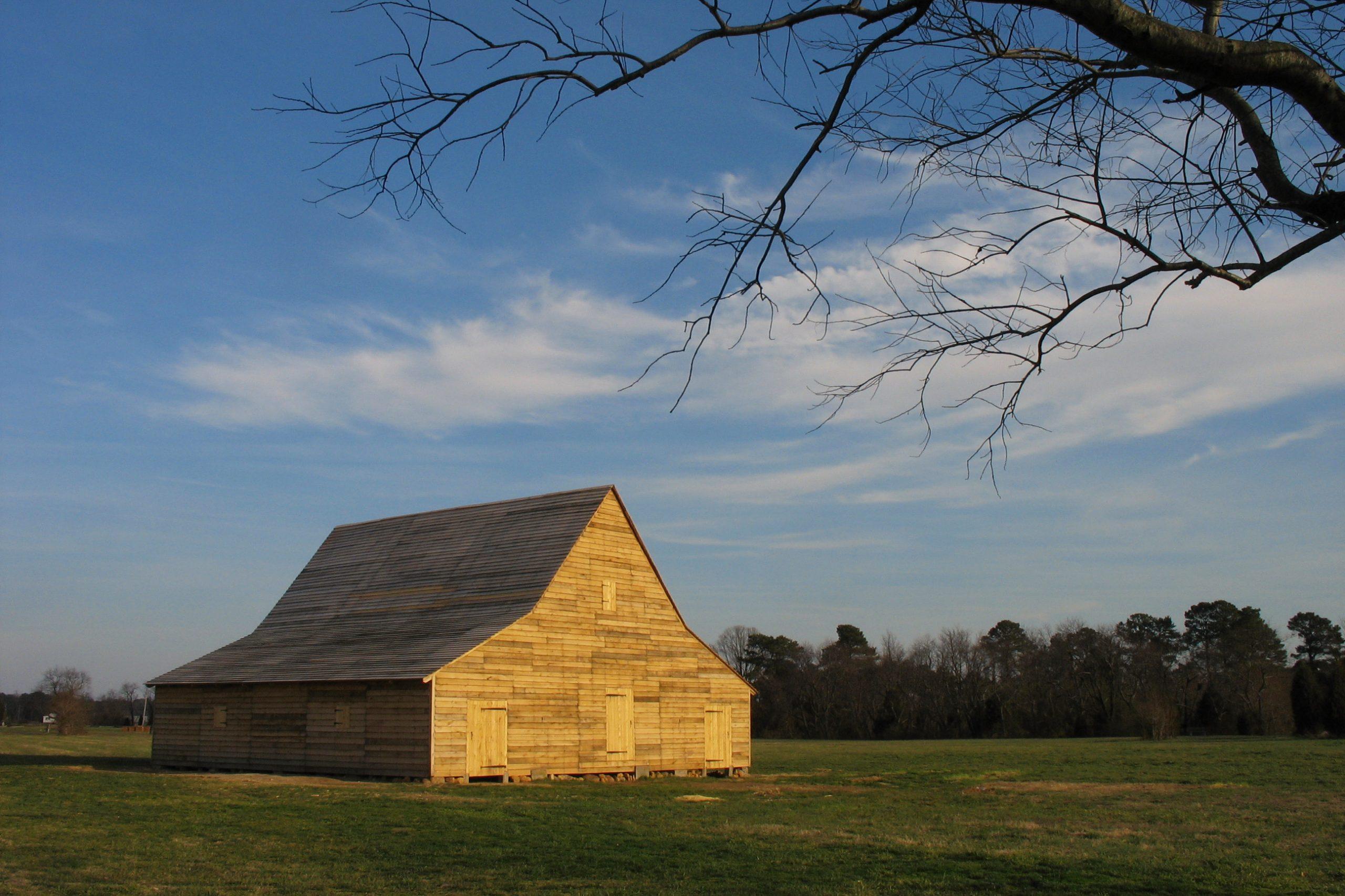 Mackall Barn