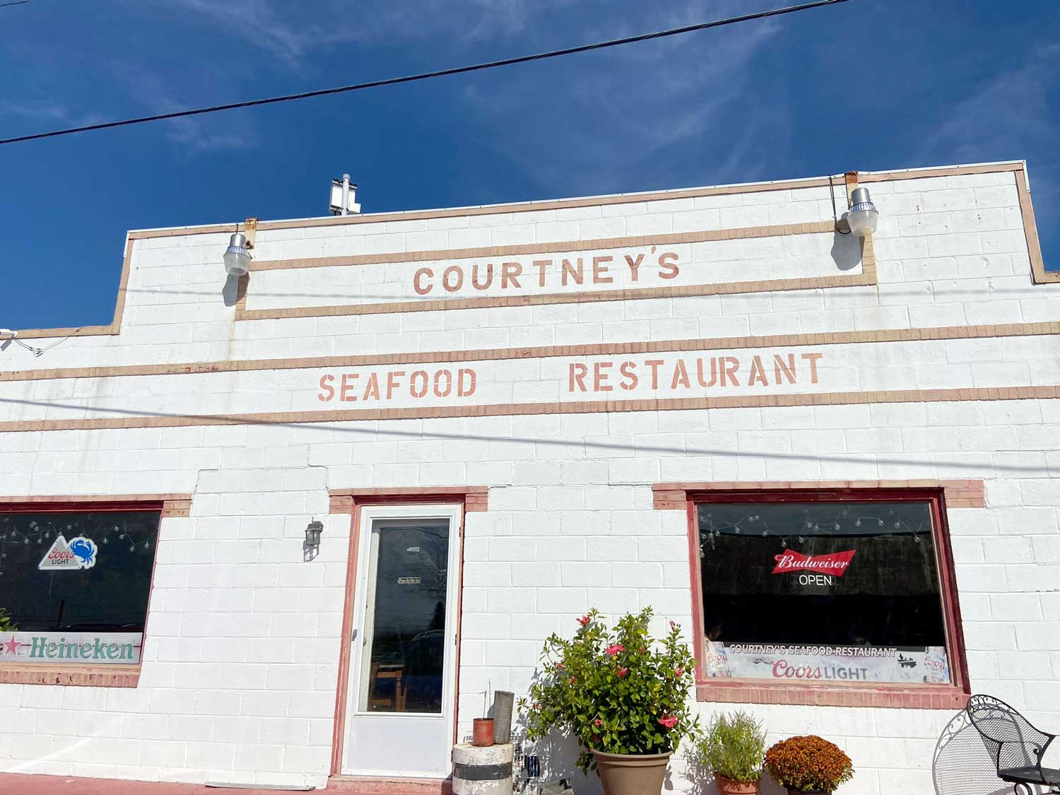 Dining - Courtney's Restaurant