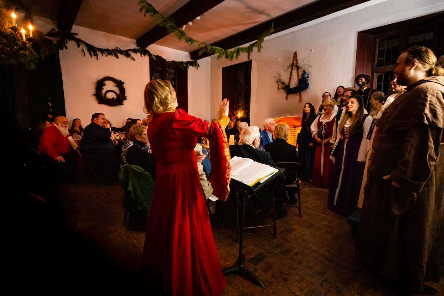 Madrigal Dinners - Calendar of Events