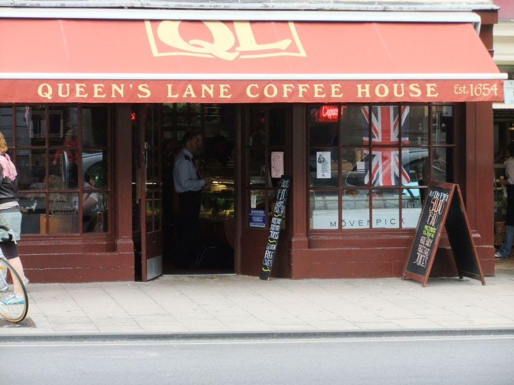 Stories - Discovering a Coffee House