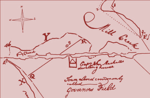 Clues to Early Maryland, #35 – Discovering the 1676 Prison